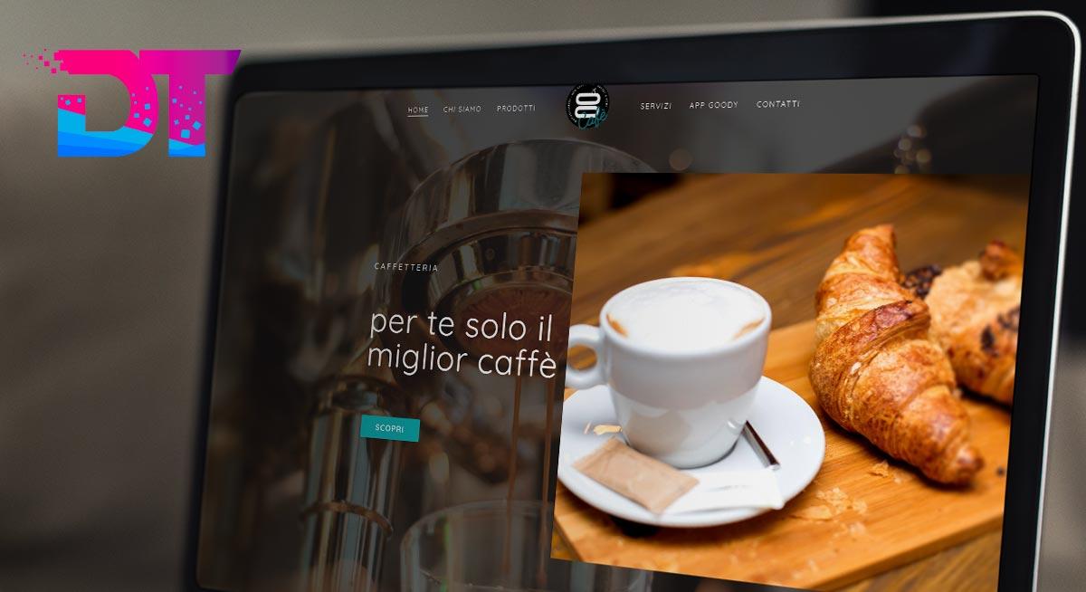 online il sito goody café digital town