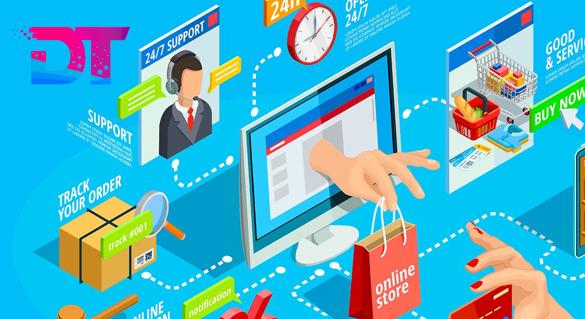 tendenze ecommerce 2021 digitaltown