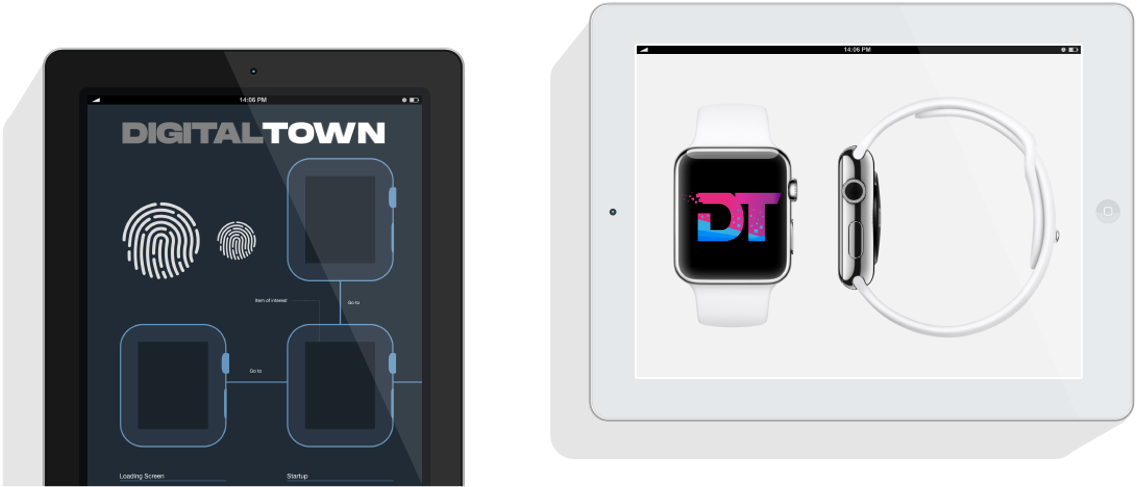 DT ipad full width