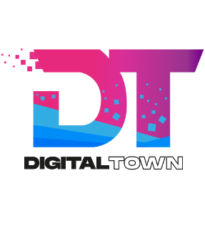 Digital Town Logo